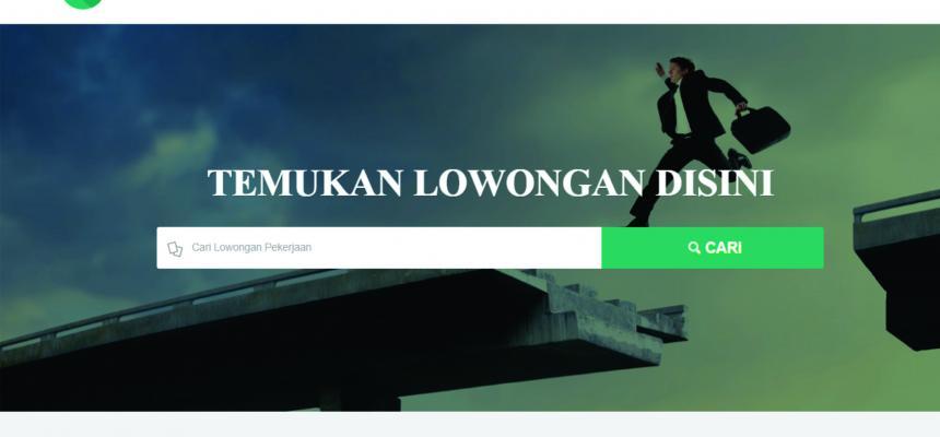 Portal Informasi Dunia kerja Indonesia